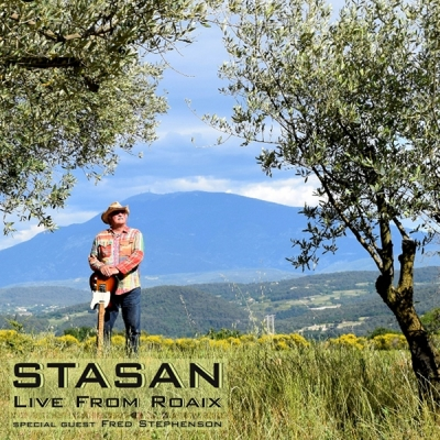 Stasan - Live From Roaix (album)
